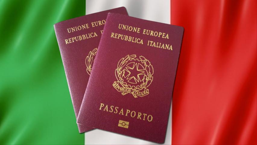 Como tirar Passaporte Italiano